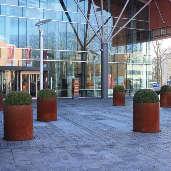 Bacs à plantes pour Villes, Communautés et Municipalités - Artiplant