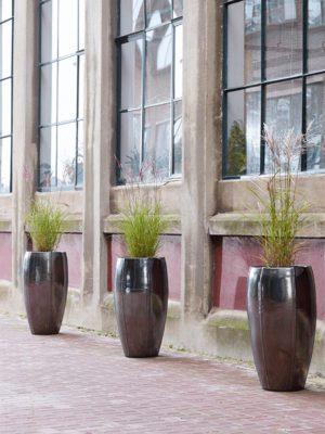 Pots de fleur ceramique