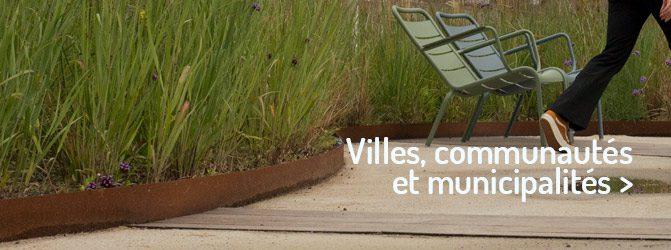 jardinieres-Villes,-communautés-et-municipalités